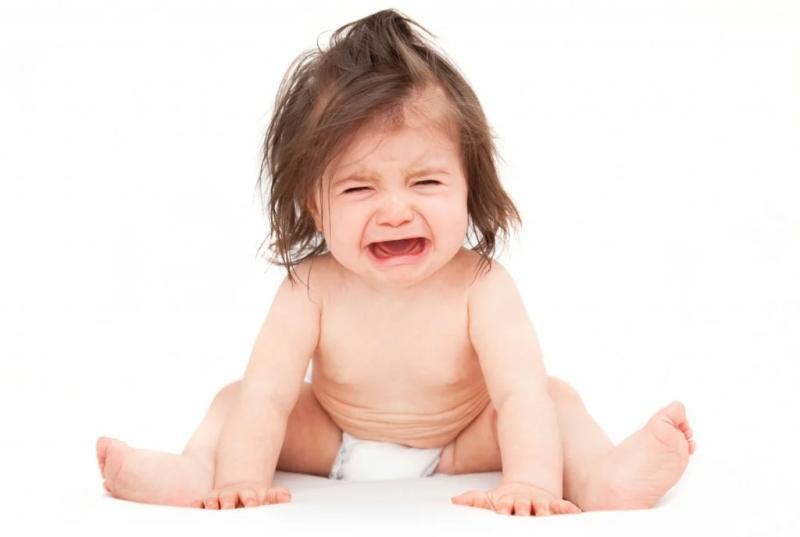 Появление зубов часто сопровождается воспалением и болевыми ощущениями