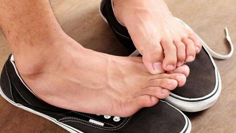 Средства для ног против неприятного запаха