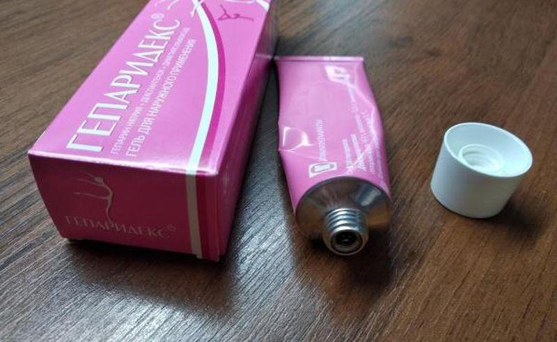 Гепаридекс упаковка - фото