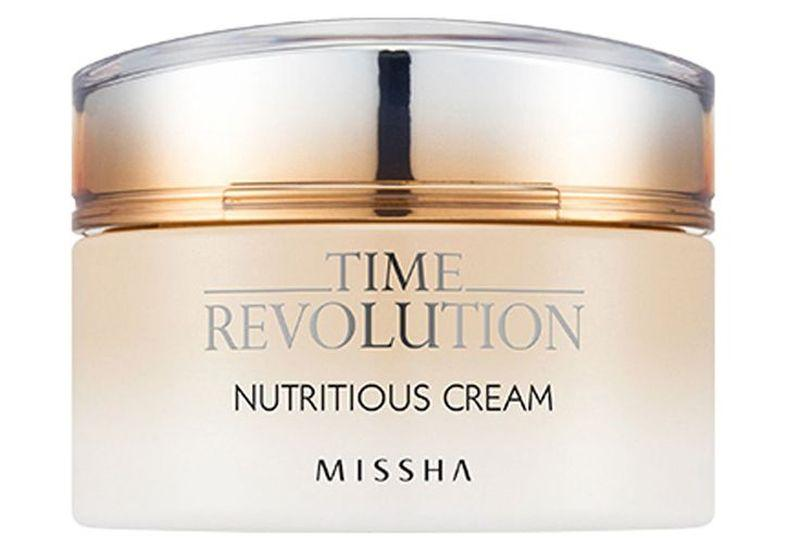 Missha Time Revolution крем для ухода за жирной и комбинированной кожей