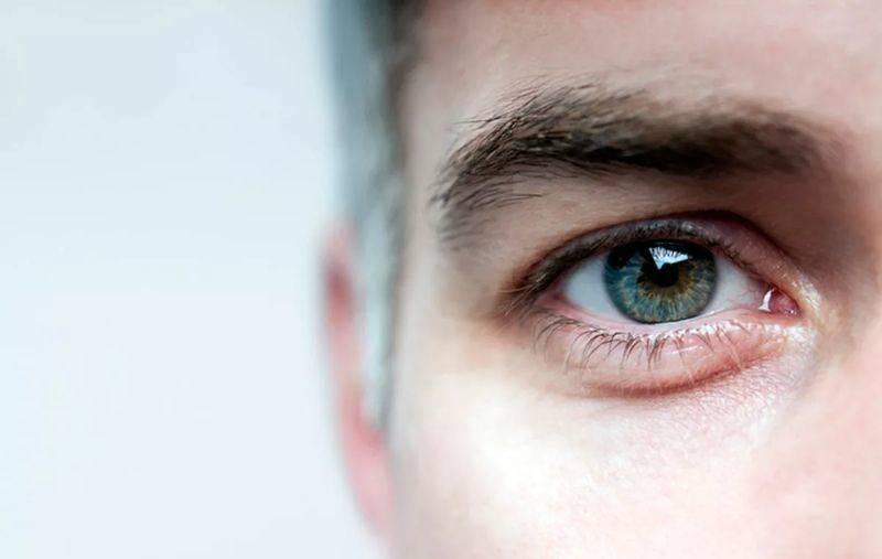 Эффективность глазных капель